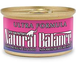 Natural Balance Original Ultra Formula Canned Cat Food 3oz (Case of 24)