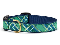 Kelly Plaid Collars and Leashes by Up Country
