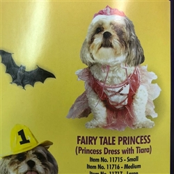 HALLOWEEN PRINCESS COSTUME / LARGE