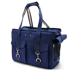 Buckle Tote V2 Navy