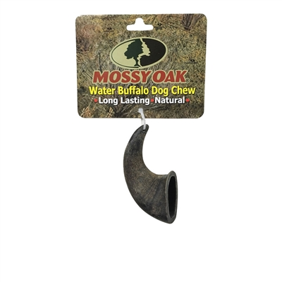 QT Dog - Mossy Oak Buffalo Horn Chew