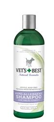 Vet's Best Hypo-Allergenic Shampoo 16oz