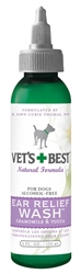 Vet's Best Ear Relief Wash 4oz