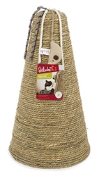 Petlinks - Claw Cone Seagrass Scratcher