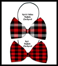 Buffalo Pet Bow Ties