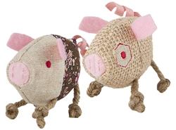 Petlinks - HyperNip Silly Piggies, Set of 2 Cat Toys