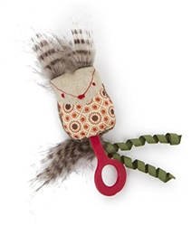 Petlinks -  HyperNip Foxy Flyer Launcher Cat Toy