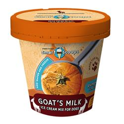 Smart Scoops Goat's Milk Ice Cream Mix - Pumpkin 4.65 oz