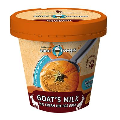 Smart Scoops Goat's Milk Ice Cream Mix - Pumpkin 4.65 oz