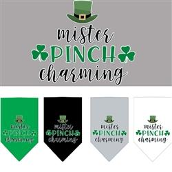 Mister Pinch Charming Screen Print Bandana