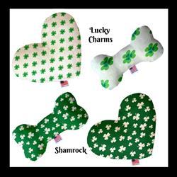 St. Patrick's Collection Dog Toys