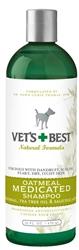 Veterinarian's Best Oatmeal Medicated Shampoo 16oz