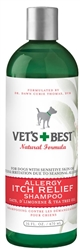 Veterinarian's Best Allergy Itch Relief Shampoo 16oz
