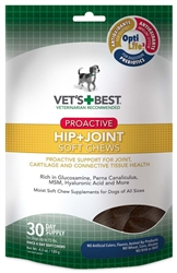 Vet's Best Proactive Hip + Joint Soft Chews 30ct