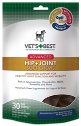 Vet's Best Advanced Hip + Joint Soft Chews 30ct