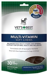 Vet's Best Multi-Vitamins Soft Chews 30ct