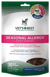 Vet's Best Seasonal Allergy Soft Chews 30ct