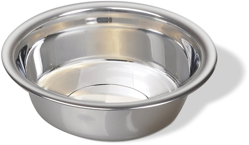 Van Ness Lightweight Stainless Steel Economy Dog / Cat Bowl