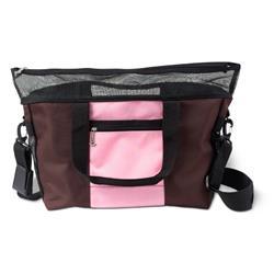Pink Messenger Bag Carrier