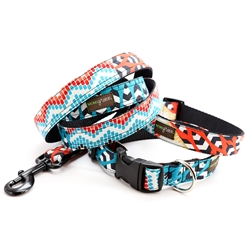 Chama Dog Collars & Leashes