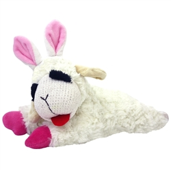 MULTIPET LAMB CHOP BUNNY TOY FOR DOGS 10 INCHES