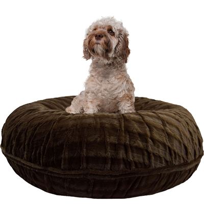 Bagel Bed - Grizzly Bear or Customize your Own