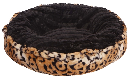 Bagelette Bed- Black Puma and Chepard or Customize your Own