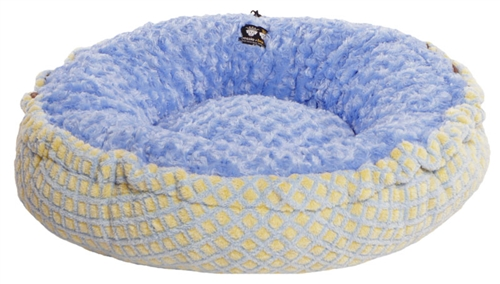 Bagelette Bed- Blue Sky and Robin Egg or Customize your Own