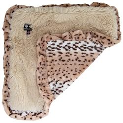 Blanket- Aspen Snow Leopard and Blondie or  Custom Blanket