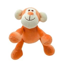 "Beginnings Oscar 4"" Orange Monkey (NEW)"