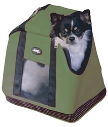 "URBAN SLING CARRIER / ARMY GREEN / 13"" X 7.75"" X 10.5"""