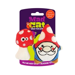 Mad Cat® Gnome Sweet Gnome 2 Pack x 4