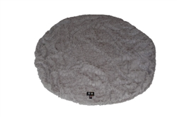Bagel Bed Cover- Serenity Grey or Customize your Own