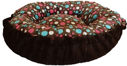 Bagelette Bed- Cake Pop and Godiva Brown or Customize your Own