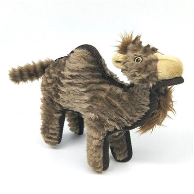 Camel Dog Toy w/ Tennis Ball
