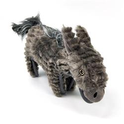 Donkey Dog Toy w/ Tennis Ball