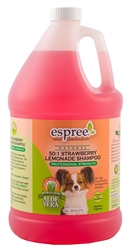 Espree Strawberry Lemonade 50:1 Shampoo, 1 Gallon