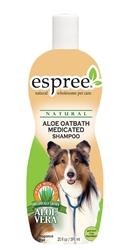 Espree Aloe Oatbath Medicated Shampoo, 20oz