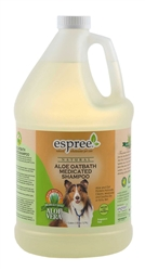 Espree Aloe Oatbath Medicated Shampoo, 1 Gallon