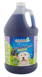 Espree Blueberry Shampoo, 1 Gallon