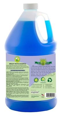 Espree Bright White Shampoo, 1 Gallon