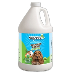 Espree Coconut Cream Shampoo, 1 Gallon