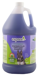 "Espree Energee Plus ""Dirty Dog"" Shampoo, Gallon"