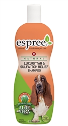Espree Luxury Tar & Sulfa Itch Relief Shampoo, 20oz