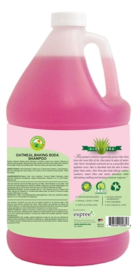Espree Oatmeal Baking Soda Shampoo, 1 Gallon