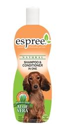 Espree Shampoo & Conditioner In One, 20oz