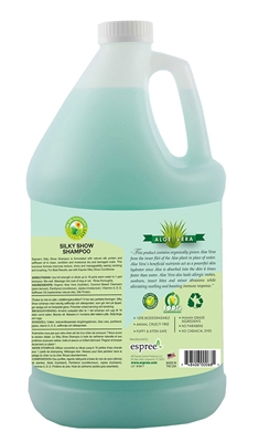 Espree Silky Show Shampoo, 1 Gallon