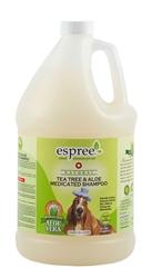 Espree Tea Tree & Aloe Medicated Shampoo, 1 Gallon