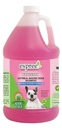 Espree Oatmeal Baking Soda Shampoo for Bathing Systems, 1 Gallon