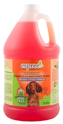 Espree Shampoo & Conditioner In One for Bathing Systems, 1 Gallon